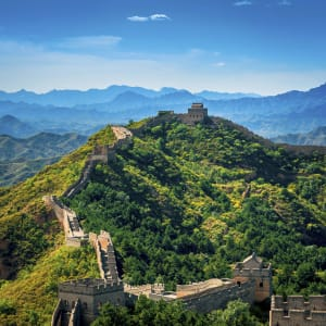 Great Wall Trekking ab Peking: Great Wall Jinshanling section
