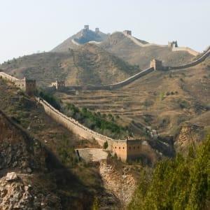 Les hauts lieux de la Chine de Pékin: Great Wall Jinshanling section