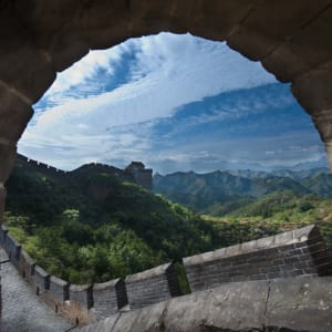 Great Wall Trekking ab Peking: Great Wall Jinshanling to Gubeikou