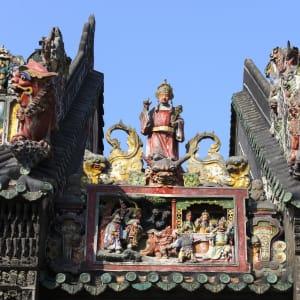 China aktiv erleben ab Peking: Guangzhou Chen Family Temple folk museum