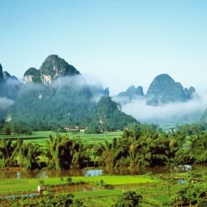 Glanzlichter Chinas mit dem Zug ab Peking: Guilin: Landscapes