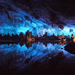 La Chine pour les fins connaisseurs avec une croisière de luxe sur le Yangtze de Pékin: Guilin: Reed Flute Cave