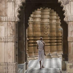 L'état inconnu de Gujarat de Ahmedabad: Gujarat: Palitana