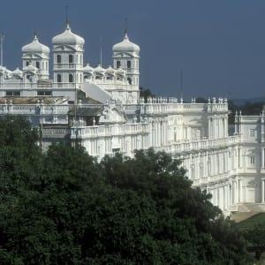 La féerie du Rajasthan de Delhi: Gwalior: Jai Vilas Palast