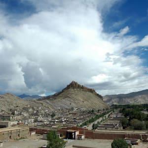 Die Magie des Tibets - Basis & Tsetang Verlängerung ab Lhasa: Gyantse overview
