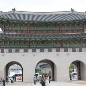 Vielfältiges Südkorea ab Seoul: Gyeongbokgung Palace