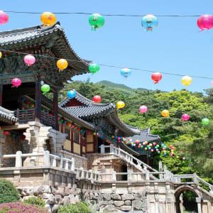 Kontrastreiches Südkorea ab Seoul: Gyeongju: Bulguksa Temple