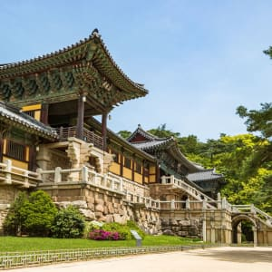Gruppenreise «Südkorea - Land der Morgenstille» ab Seoul: Gyeongju Bulguksa temple