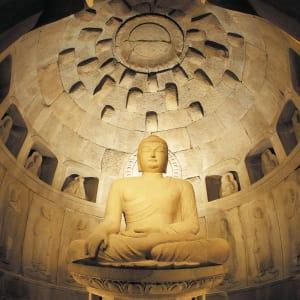 Südkorea Kompakt ab Seoul: Gyeongju: Seokgulam Grotto