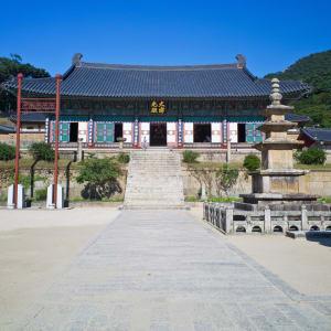 Circuit en groupe «Découverte du Japon et de la Corée du Sud» de Séoul: Haeinsa: Temple