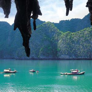 Glanzlichter Vietnam - von Saigon nach Hanoi: Halong Bay