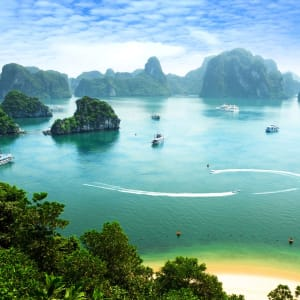 Vietnam für Geniesser ab Hanoi: Halong Bay