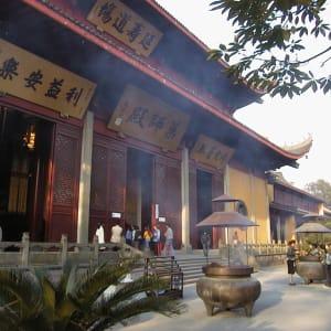 Escapade Tongli – Suzhou – Hangzhou de Shanghai: Hangzhou: Lingyin Temple