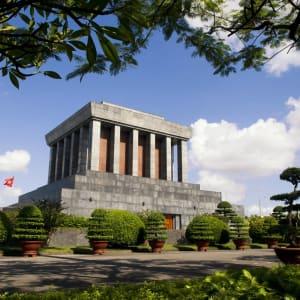 Hanoï de votre propre chef ½ jour à Hanoi: Hanoi Ho Chi Minh Mausoleum