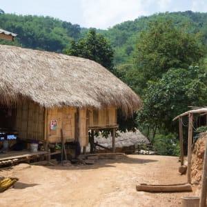 Sur les traces de l'opium de Chiang Mai: Hilltribe Village North Thailand