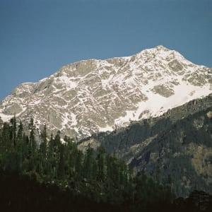 Au pied de l'Himalaya de Delhi: Himalaya: Manali