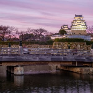 Japan auf neuen Wegen ab Osaka: Himeji Castle