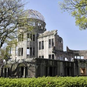 Entdeckungen im Westen Japans ab Kyoto: Hiroshima
