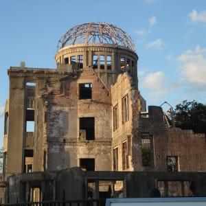 Entdeckungen im Westen Japans ab Kyoto: Hiroshima: Atomic Bomb Dome