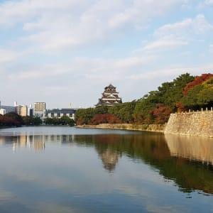 Entdeckungen im Westen Japans ab Kyoto: Hiroshima Castle