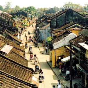 Les hauts lieux du Vietnam de Hanoi: Hoi An: