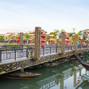 Glanzlichter Vietnam - von Saigon nach Hanoi: Hoi An Cau An Hoi Bridge