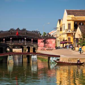 Les hauts lieux du Vietnam de Hanoi: Hoi An: Japanese Bridge