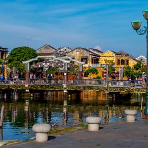 Grand voyage en Indochine de Luang Prabang: Hoi An Town Scene