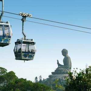 Lantau Island Tour à Hong Kong: Hong Kong - Lantau Buddha