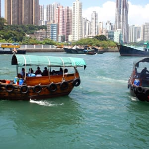 Hong Kong Island Tour: Hong Kong Sampan Tour