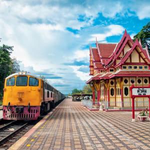 Erlebnis Südthailand ab Bangkok: Hua Hin Train Station