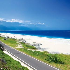 Le meilleur de Taïwan de Taipei: Hualien: Chihsingtan Beach