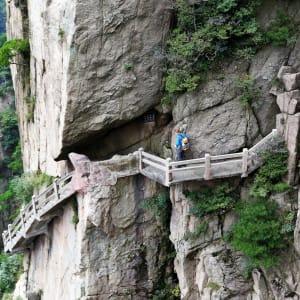 Huang Shan - der gelbe Berg ab Shanghai: Huang Shan Mountain