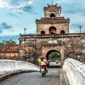 Les hauts lieux du Vietnam de Hanoi: Hue Gate Imperial Palace