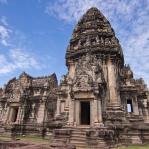Unbekannter I-San ab Bangkok: I-San: Phimai Temple