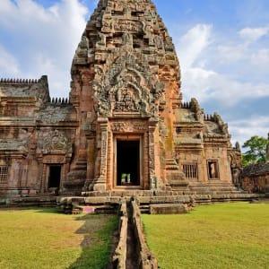 I-San - le trésor caché / BKK-Siem Reap de Bangkok: I-San Phimai Temple