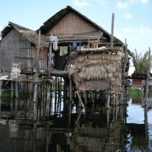 Au pays des temples et des pagodes de Yangon: Inle Lake