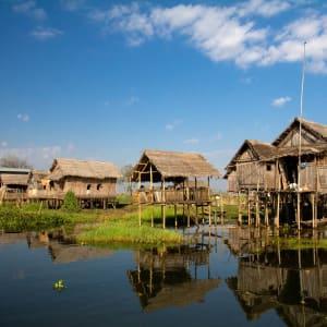 Découverte active du Myanmar de Yangon: Inle Lake