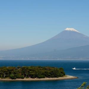 Izu Peninsula Mietwagenrundreise ab Tokio: Izu Peninsula Cape Ose with Mt. Fuji