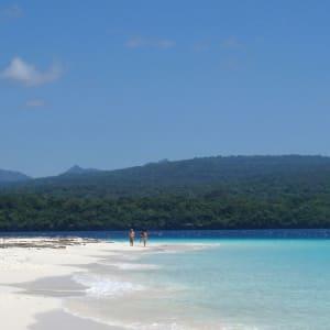 Unbekanntes Paradies Timor-Leste ab Dili: Jaco Island