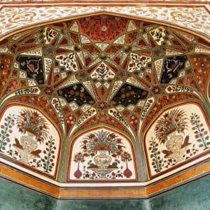 La féerie du Rajasthan de Delhi: Jaipur: Amber Fort