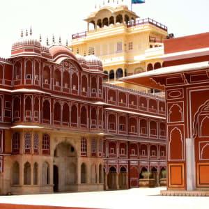 Indien für Geniesser ab Delhi: Jaipur: City Palace