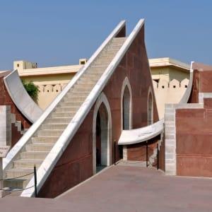 Reise zum heiligen Ganges ab Delhi: Jaipur: Jantar Mantar