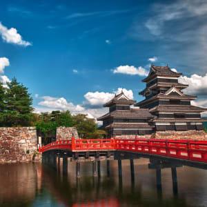 Vielfältiges Japan ab Tokio: Japan Matsumoto Castle