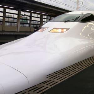 Au pays du soleil levant de Tokyo: Japan: Shinkansen