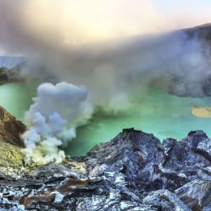 Java-Bali pour les fins connaisseurs de Yogyakarta: Java Mount Ijen