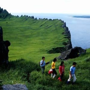 Insel Jeju, Mietwagen-Rundreise: Jeju: Seongsan Ilchulbong