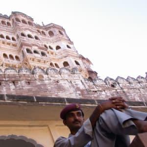 «The Deccan Odyssey» - L'éclat du Rajasthan de Mumbai: Jodhpur