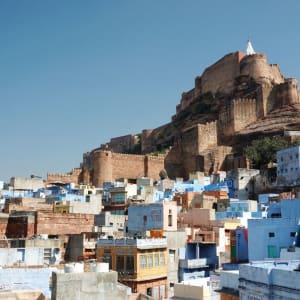 Indien für Geniesser ab Delhi: Jodhpur: Fort Mehrangahr