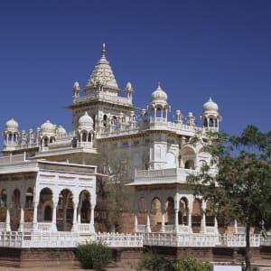 Höhepunkte Rajasthans ab Delhi: Jodhpur: Jaswant Thada